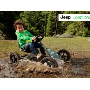 Веломобиль Berg Jeep Junior